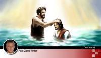 Krštenje Isusovo na rijeci Jordanu | Domoljubni portal CM | Duhovni kutak