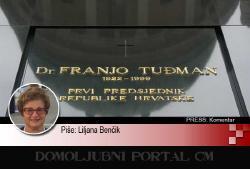 Tko prezire dr. Tuđmana i tko je provodio detuđmanizaciju? Svi koji ne doživljavaju Hrvatsku kao svoju domovinu! | Domoljubni portal CM | Press