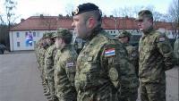 Zaražena trojica hrvatskih vojnika u Litvi, ukidaju se domaći letovi | Domoljubni portal CM | Press