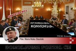 Mario Maks Slaviček: Zašto sam protiv ratifikacije Istanbulske konvencije | Domoljubni portal CM | Press