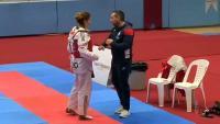 Taekwondo, Turska: Matea Kolovrat prvakinja Europe! | Domoljubni portal CM | Sport