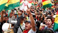 Evo Morales moli Papu za pomoć