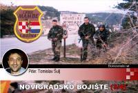 DOMOVINSKI RAT - NOVIGRADSKO BOJIŠTE (3/4) | Domoljubni portal CM | U vihoru rata