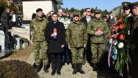 Obilježena 25. obljetnica pogibije Damira Tomljanovića Gavrana