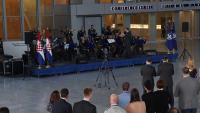 Jazz orkestar HV-a u Bruxellesu na 10. obljetnici ulaska RH u NATO