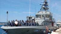 Obalni ophodni brod-31 Omiš u vježbi 'ADRION 2019 LIVEX' | Domoljubni portal CM | Press