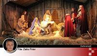 Nema Božića bez Boga, zato: Čestit Božić i blagoslovljeno vam novo ljeto Gospodnje | Domoljubni portal CM | Duhovni kutak
