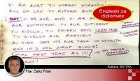 ENGLESKI BEZ MUKE ZA DIPLOMATE: 'PIPL MAST TRAST AS!!!' | Domoljubni portal CM | Kultura | Satira
