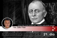 Povijesne stranputice - prva Jugoslavija (21. dio)   Domoljubni portal CM   Hrvatska kroz povijest