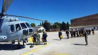 Dodatnih 50 vojnika u ranim jutarnjim satima stiže na Pelješac