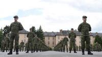 Prisega 31. naraštaja ročnika na dragovoljnom vojnom osposobljavanju