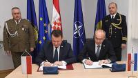 Potpisan Sporazum o obrambenoj suradnji Hrvatske i Poljske