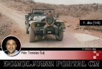 MILJENKO FILIPOVIĆ - JEDAN OD PRVIH ZAPOVJEDNIKA SPECIJALNIH VOJNIH POSTROJBI HRVATSKE VOJSKE (1/4) | Domoljubni portal CM | U vihoru rata
