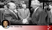 SPORAZUM TUĐMAN - IZETBEGOVIĆ (21.7.1992.) | Domoljubni portal CM | Hrvatska kroz povijest