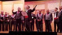 Ostermundigen: Klapa Chorus Croaticus svojim nastupima, pjesmom, pričom o hrvatskoj glazbi i ljepotama oduševila Švicarce | Domoljubni portal CM | Hrvati u svijetu