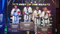 Taekwondo: Šapina brončani na Grand Prix turniru u Sofiji | Domoljubni portal CM | Sport