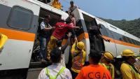 Tajvan: 48 poginulih u željezničkoj nesreći