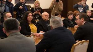 Udruge nestalih i zatočenih sastale se s Vučićem; susret komisija idući tjedan | Domoljubni portal CM | Press