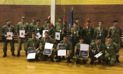 Održano natjecanje 'Viribus Unitis' u vojarni 'Tuškanac' | Domoljubni portal CM | Press