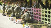 Pripadnici Gombr-e provode akciju 'Vojne solidarnosti' | Domoljubni portal CM | Press