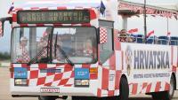 Nikolina, vozačica Vatrenih: Srce mi je bilo kao dva autobusa | Domoljubni portal CM | Press
