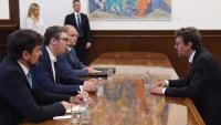 Vučić: S hrvatskom zajednicom smo živjeli i živjet ćemo u miru i slozi