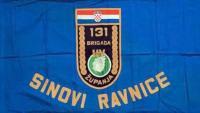 Obilježena 29. obljetnica osnivanja 131. brigade HV-a – 'Sinovi ravnice'